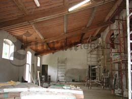 Fiorentecnica s n c restauro e consolidamento di for Voglio costruire una piccola casa